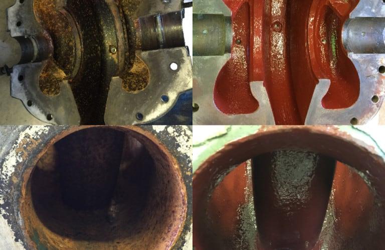 Ceramic Pump Lining